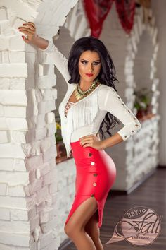 BBY Fall Collection 2015 Sexy Dresses, Short Dresses, Mermaid Gown, Fall Collections, Casual Tops, Clubwear, Pretty Woman, High Waisted Skirt, Beautiful Women