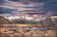 Near Lake Pearson.  By John Maillard