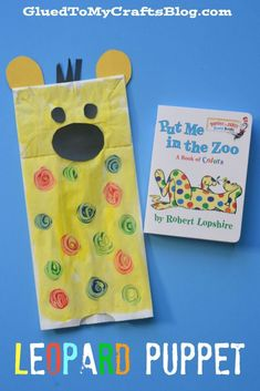 Put Me in the Zoo reading response craft