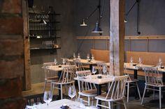 KOLONIHAGEN   Frogner, Oslo - Foodtech Oslo, Hygge, Restaurant Bar, Conference Room, Table, Furniture, Home Decor, Meeting Rooms, Interior Design