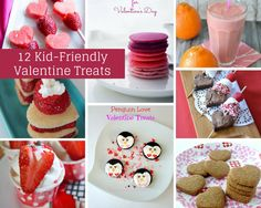 kid friendly valentine snacks - 12 kid-friendly valentine snacks from pancakes to candy to fruit perfect for at home and the classroom! Valentines Day Dinner, Valentines Day Treats, Love Valentines, Valentines Games, Printable Valentines Day Cards, Popcorn Recipes, Snack Recipes, Valentine Crafts For Kids, Best Dishes