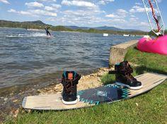 Humanoidwake.cz wakeboard Plank + binding Odyssey