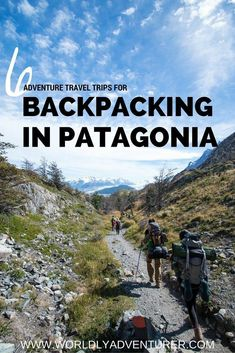 Looking to find adventure when backpacking in Patagonia? Find my tips for exploring some of the world's most incredible landscapes by foot, boat, and hitch hiking. #SouthAmericaTravelExploring