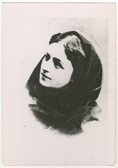 """Helena Modrzejewska dans l'oeuvre """"Faust"""" de Goethe en 1869 à Cracovie."""