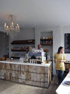 Shabby-Chic-Café