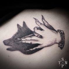 Tattoo par Flo #black #sangpiternel #cannes #tattoo #tatouage #sangpiternel #cannes #tattooartist