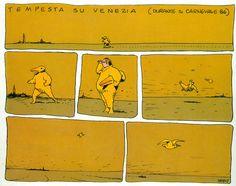 IL LETTORE IMPENITENTE: MOEBIUS - VENEZIA CELESTE - Milano Libri 1984 -