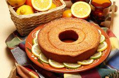 Receita de Bolo de laranja. Descubra como cozinhar Bolo de laranja de maneira prática e deliciosa com a Teleculinaria!