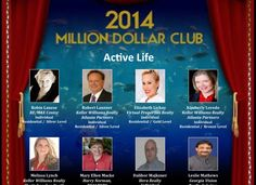 And the Million Dollar Club award goes to...