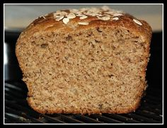Wheat free bread is a staple in our house. This makes 2 loaves. Taken from this recipe. 2 cups boiling water 1 cup rolled oats 1/3 cup...