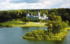 ~Dromoland Castle Ireland~ One of the homes of my ancestors, the O'Brien clan