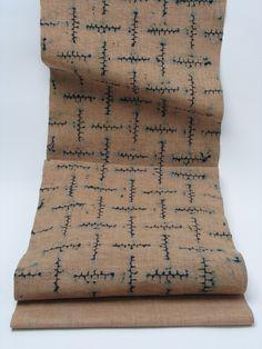 Chinami Ricketts - Lattice Obi Yardage - 2005