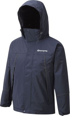 A fleece-and-jacket combo that'll keep you warm in the cold, keep you dry in the rain, or both!