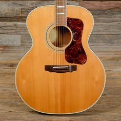 Guild F-48 Acoustic-Electric Natural 1974 (s514)