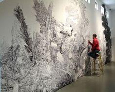 Ran Ortner: Waves in Oil ‹ National Art Society