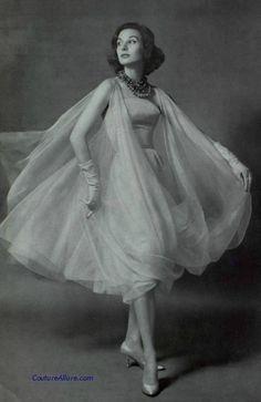 Lanvin-Castillo, 1958.