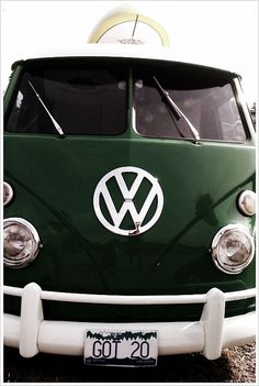 #VW #BUS