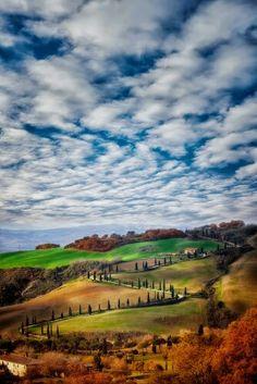 Região da Toscana (ITÁLIA)!!! :-)