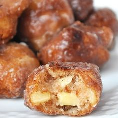Homemade Apple Fritters Recipe | Key Ingredient