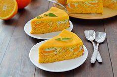 Sütőtökös túrótorta, tészta nélkül! Ez lett a kedvenc őszi süteményünk!