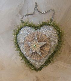 Glitter Hearts | Flickr - Photo Sharing!