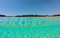 Hrvatski Hawaii: Jeste li čuli za Saharun?  Croatia - Saharun_  Adriatic Sea