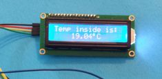 Arduino weather station with RF433 MHz modules
