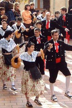 traje regional de Cataluña