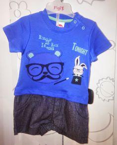 Rinaldo is Back In Town...Moda Infantil | Figi's