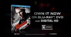 """Dean Ambrose estelariza """"12 Rounds 3: Lockdown."""" Esta película de WWE Studios y Lionsgate está disponible ahora."""