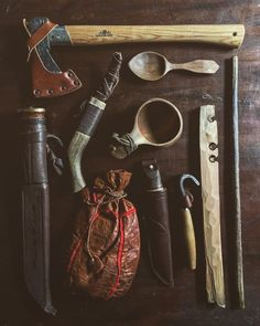 15 itemsBug Out Bag List – Niyon – bushcraft camping