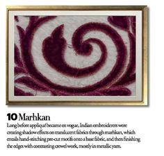 Exquisite Embroideries- MARHKAN