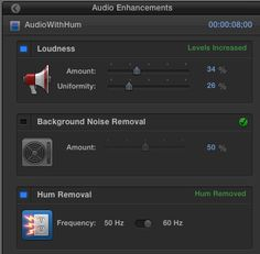 Final Cut Pro X: Audio Analysis—Step-by-step tutorial by Apple Certified trainer, Larry Jordan