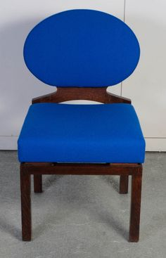 12 chairs by Emiel Veranneman | From a unique collection of antique and modern chairs at http://www.1stdibs.com/furniture/seating/chairs/