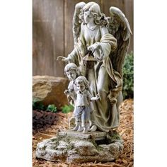gardens with angels - Google Search