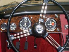 1967 Austin Healey 3000 Mark III BJ8
