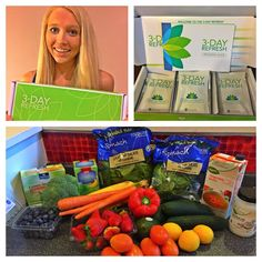 3 Day Refresh Meal Plan  beachbody, shakeology, 21 Day Fix, lose weight, cleanse, salad, fiber sweep, vanilla refresh, eat clean