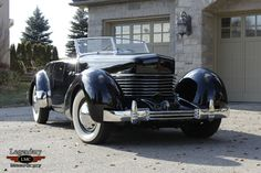 Top Villain Cars of All Time: Cord 810 Gangster Squad http://www.vandergrifftoyota.com/index.htm