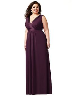 Lovelie Plus Size Bridesmaid Dress 9001: The Dessy Group