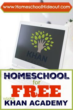 Want to homeschool but you can't afford it? It is totally possible to homeschool for free with our list of fun and interactive websites! Curriculum Planner, Free Homeschool Curriculum, Creative Curriculum, Homeschool High School, Homeschooling Resources, Teaching Resources, Kahn Academy, School Plan, Home Schooling