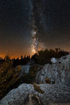 Up on the Ridge Dolly Sods, West Virginia Milky Way Nightscape  Credit: Matthew Dieterich Release Date: September 26, 2014