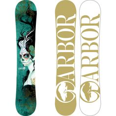 Arbor Cadence Snowboard - Women's - 2010