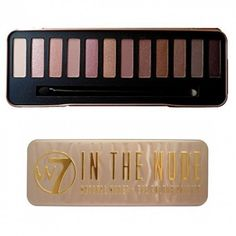 In The Nude Eyeshadow Palette Nude Eyeshadow, Eyeshadow Palette, Make Up, Beauty, Hair, Fashion Make Up, Lips, Maquillaje, Beleza