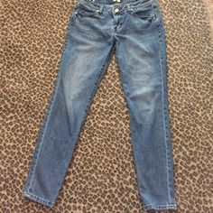 CAbi jeans Excellent condition soft worn straight leg CAbi Jeans Ankle & Cropped