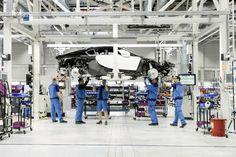 an inside look at BMW and MINI's worldwide production facilities