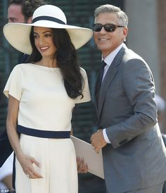 Just days after the Clooney nuptials at the ritzy Aman Canal Grande hotel in Venice, Italy...