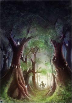 Mononoke Hime  Mononoke Hime, Nature, Outdoors, Wolf, Paper, Forest