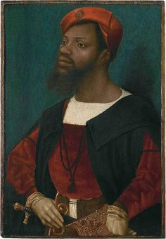 African man portrait Mostaert - Jan Mostaert - Wikipedia, the free encyclopedia