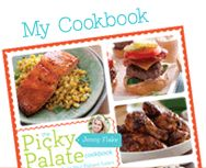 Order The Picky Palate Cookbook