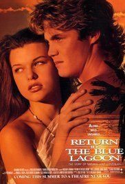 Return To The Blue Lagoon 1991 Watch Online. In this sequel to
